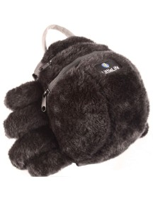 Рюкзак с поводком LittleLife - Паучок (1-4) серый