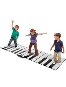 Игровой коврик EvoLife Музыкальное напольное пианино Zippy mat 260 x 74 см