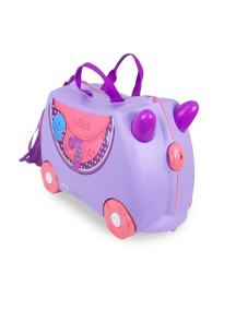 "Trunki / ""Bluebell - Пони Блубелл"" / Детская каталка-чемодан Транки"