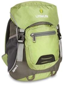 Рюкзак LittleLife Alpine 4 (3-5) зеленый