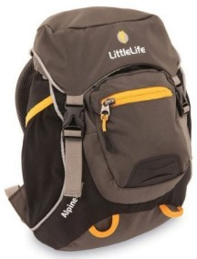 Рюкзак LittleLife Alpine 4 (3-5) черный