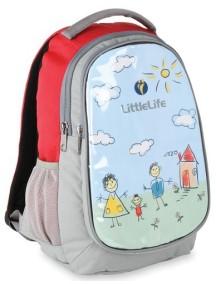 Рюкзак LittleLife Doodle (3-5) с альбомом для рисования
