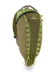 Рюкзак LittleLife Крокодил (3-5) зеленый