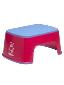"""BabyBjorn / """"Safe Step"""" / Универсальный стульчик - подставка для ребенка  / красный"""