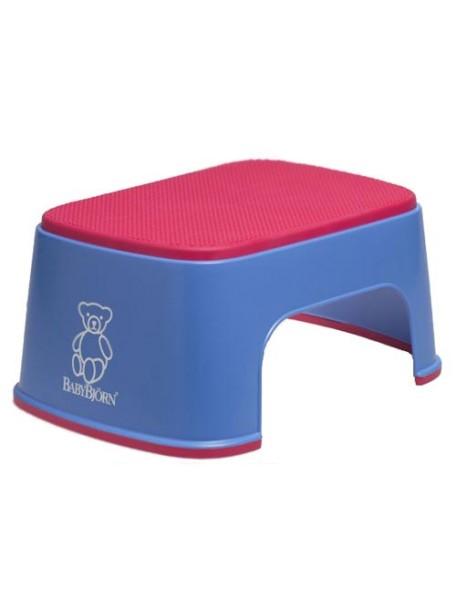 """BabyBjorn / """"Safe Step"""" / Универсальный стульчик - подставка для ребенка  / синий"""