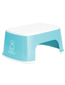 """BabyBjorn / """"Safe Step"""" / Универсальный стульчик - подставка для ребенка  / бирюзовый"""