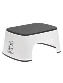"""BabyBjorn / """"Safe Step"""" / Универсальный стульчик - подставка для ребенка  / белый"""