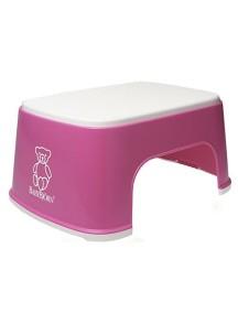 """BabyBjorn / """"Safe Step"""" / Универсальный стульчик - подставка для ребенка  / розовый"""