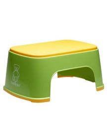 """BabyBjorn / """"Safe Step"""" / Универсальный стульчик - подставка для ребенка  / зеленый"""