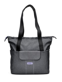 "BabyBjorn / ""SoFo"" / Стильная сумка для мамы 3-в-1  / Темно-серый"