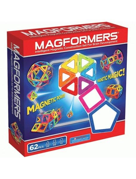 Магнитный конструктор MAGFORMERS 63070 62