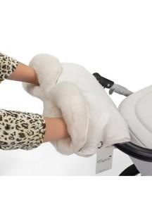 Муфта для рук на коляску Esspero Soft Fur Lux