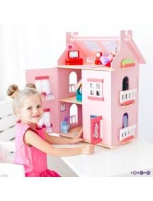 """Кукольный домик """"МИЛАНА"""", PAREMO"""