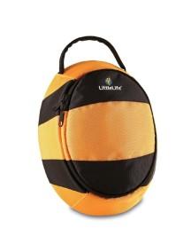 Ланч бокс LittleLife Пчелка желтый с черным