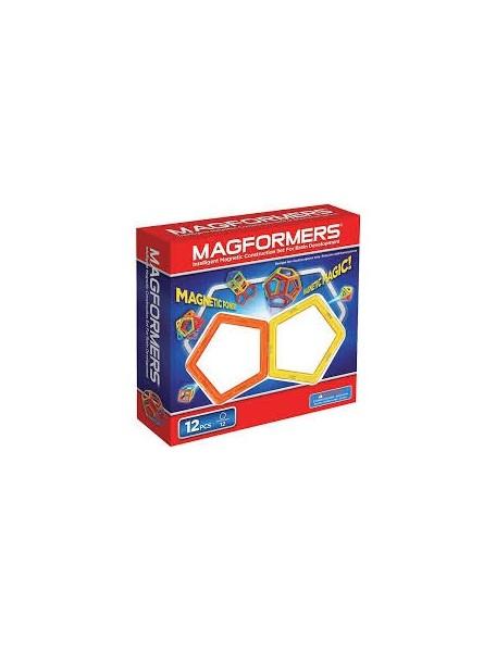 Магнитный конструктор MAGFORMERS 63071 12