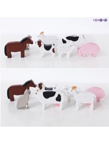 Игровой набор. Домашние животные - 7 фигурок, PAREMO