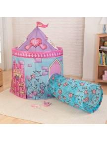"""Палатка с тоннелем """"Замок принцессы"""", KidKraft"""