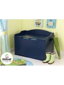 """Ящик для игрушек """"ОСТИН"""", цв. Синий, PAREMO"""