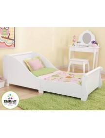 """Кровать """"САНИ"""", цв. Белый, KidKraft"""
