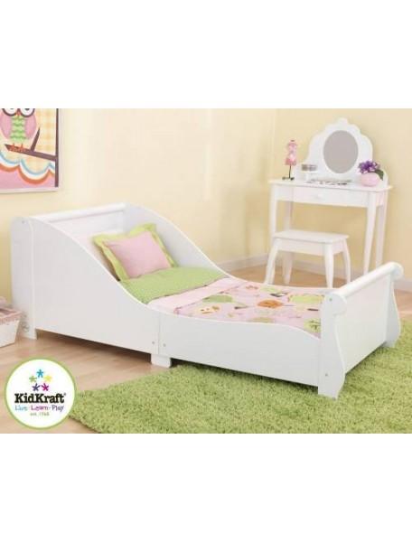 """Кровать """"САНИ"""", цв. Белый, PAREMO"""
