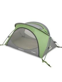 Палатка LittleLife Arc-2 Зеленый с серебристым (133х85х72 см)