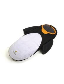 Спальный мешок LittleLife Пингвин Черный с белым