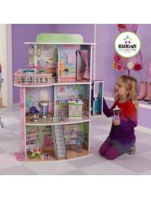 """Кукольный дом """"Торговый центр"""", с мебелью 15 элементов,KidKraft"""