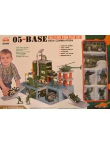"""Игровой набор """"Военная база"""", Toys HLD"""