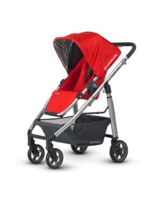 Детская прогулочная коляска UPPAbaby Cruz (Аппабейби Круз) Красная