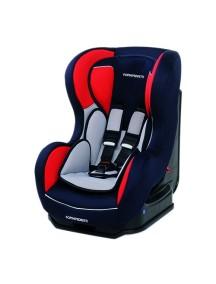 Автокресло Foppapedretti Kite 0-18 кг Blu-Rosso
