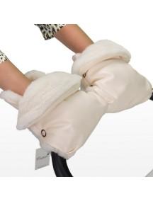 Муфта-рукавички для коляски универсальная Esspero Margareta - Cream (кремовый)