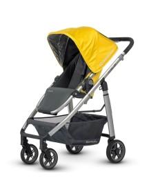 Детская прогулочная коляска UPPAbaby Cruz (Аппабейби Круз) Желтая