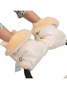 Муфта-рукавички для коляски универсальная Esspero Olsson - Cream (кремовый)