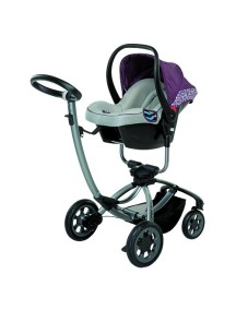 Коляска Foppapedretti Myo Travel System VioletGungle