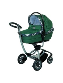 Коляска Foppapedretti Myo Tronic Travel System GreenForest