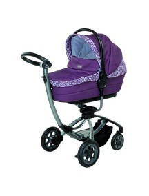 Коляска Foppapedretti Myo Tronic Travel System VioletGungle