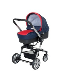 Коляска Foppapedretti Tres Travel System Ciliegia