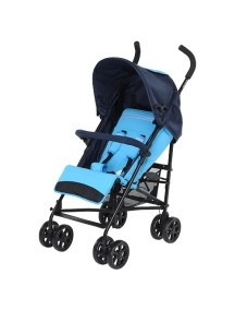 Коляска прогулочная Foppapedretti Passenger Spring Blu-Azzurro