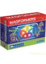 Магнитный конструктор MAGFORMERS 63074 Carnival Set (Карнавал)