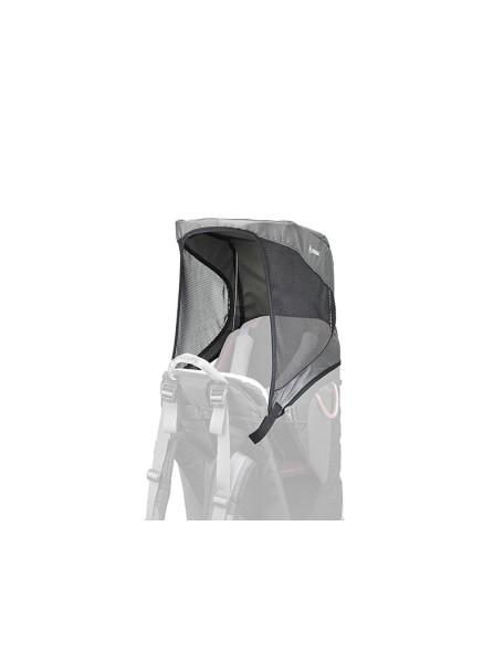 Солнцезащитная сетка для рюкзака-переноски LittleLife Серый с желтым