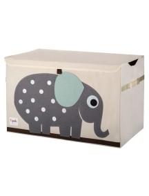 Сундук для игрушек Слоник (Grey Elephant) 3Sprouts