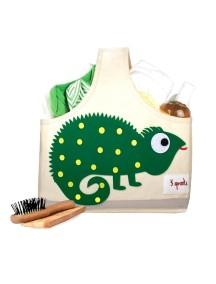 Cумочка для детских принадлежностей 3 Sprouts «Игуана»  (Green Iguana)