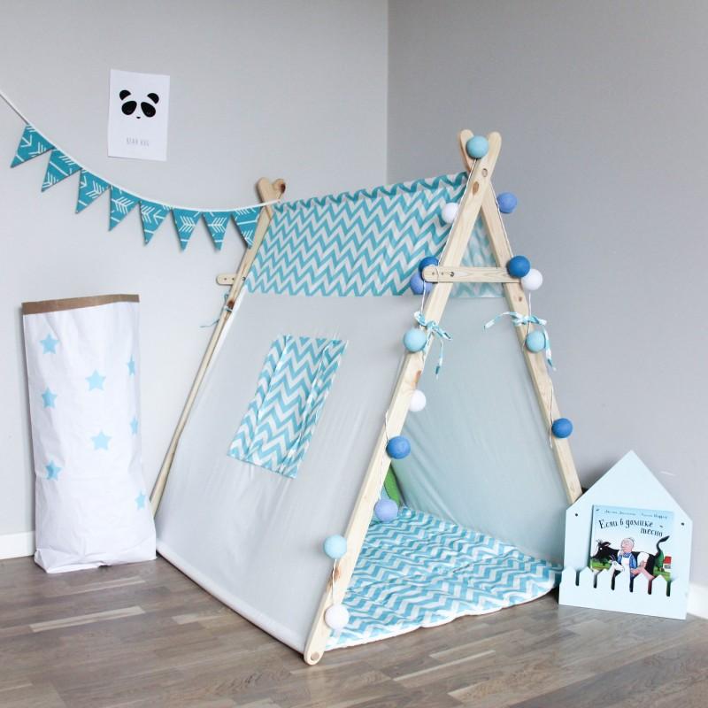Палатка для ребенка своими руками из ткани 68