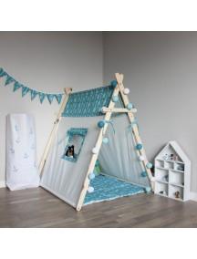 Игровая палатка с окном ручной работы для детей, Arrows