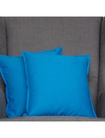 Интерьерная подушка ручной работы, Navy 40 х 40 см