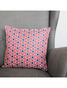 Интерьерная подушка ручной работы, Texas Stars