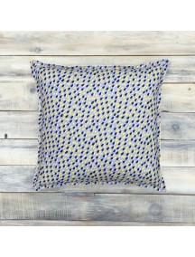 Интерьерная подушка ручной работы, Drops