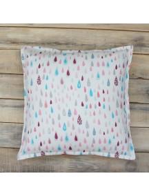 Интерьерная подушка ручной работы, Princess Drops