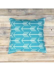 Интерьерная подушка ручной работы, Arrows