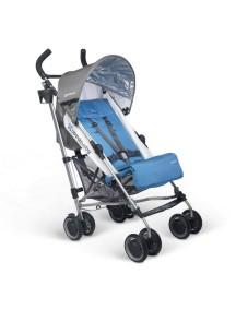 Детская коляска-трость UPPAbaby G-Luxe (Аппабейби Джи-Люкс) Голубая